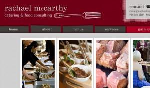 Rachael McCarthy gallery screenshot