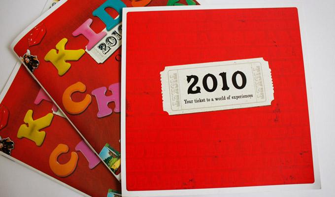 Orange Civic Theatre 2010 Subscription Season Launch invite