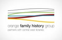 Logo Design for Orange Family History