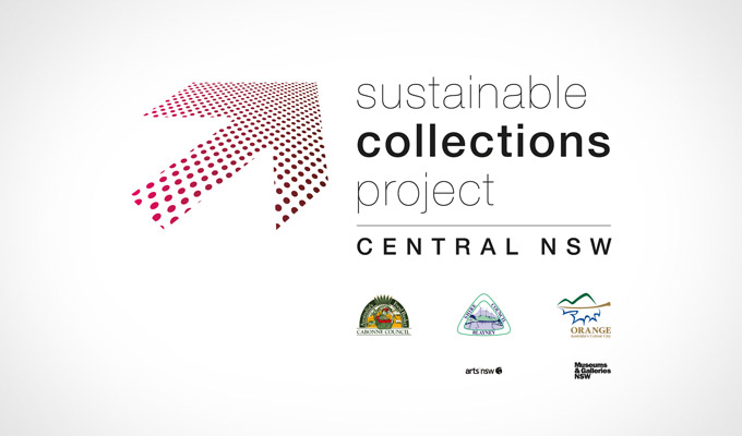 Logo design for Sustainable Collections Project