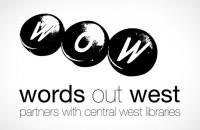 Words Out West Logo Design