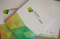 Presentation Boxes for Invest CentralNSW