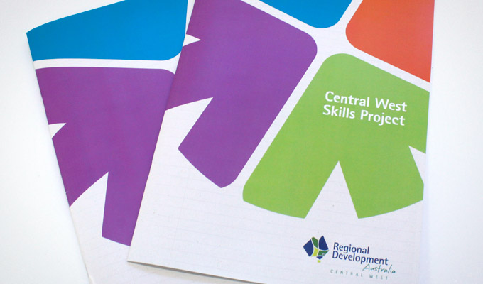 Central West Skills Project booklet