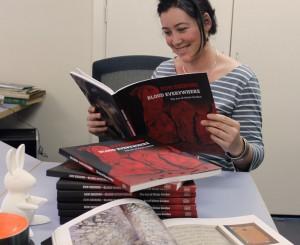 "24 Hour Read - publication ""Sun Shining – Blood Everywhere: The art of Victor Gordon"""