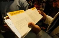 2013 Season launch Orange Civic Theatre book - Subscribe