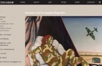 Victor Gordon website - artwork detail