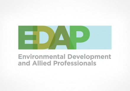 Logo design for Environmental Development and Allied Proffesionals