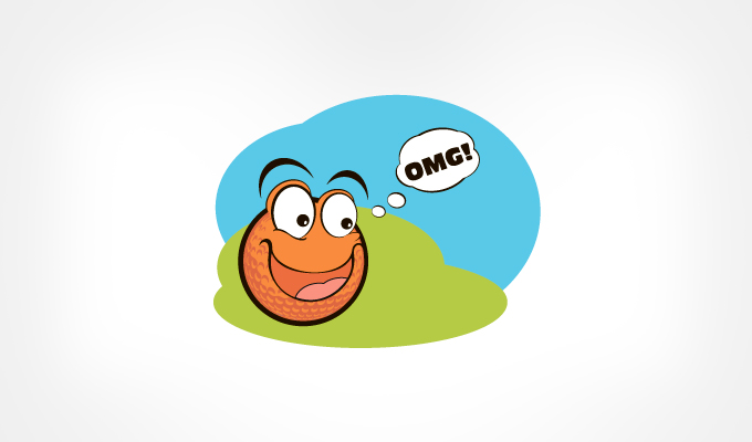 Orange-Mini-Golf-logo-OMG-design