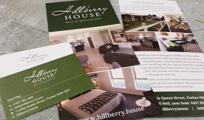 Hillberry-house-business-card-and-DL-brochure-card