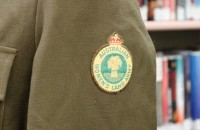 Australian Women's Land Army uniform [detail]