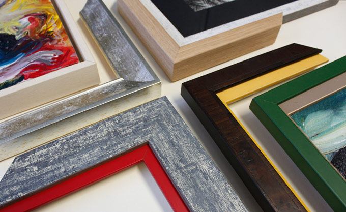 Custom Picture Framing and Photo Restoration