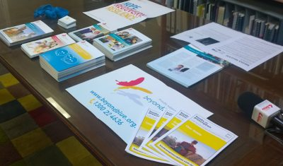 Books on Prescription with Beyond Blue material