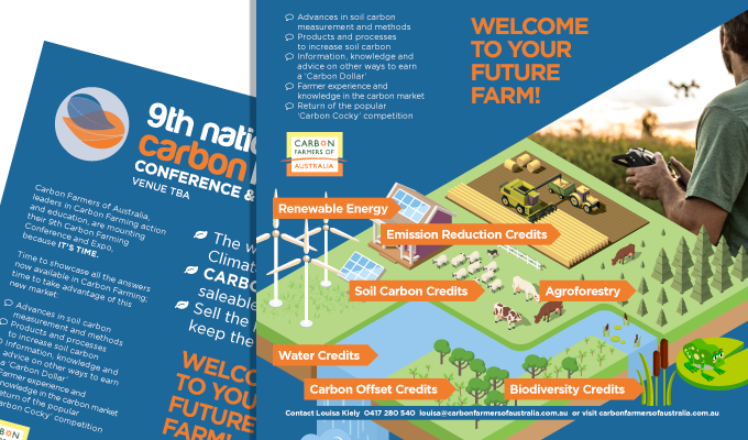 Carbon-Farmers-of-Australia-conference-invite-design-by-sauce-design