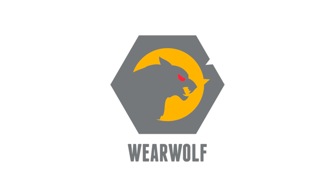 Wearwolf-product-logo-by-sauce-design