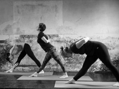 The Yoga Room - Kate Barclay Photography