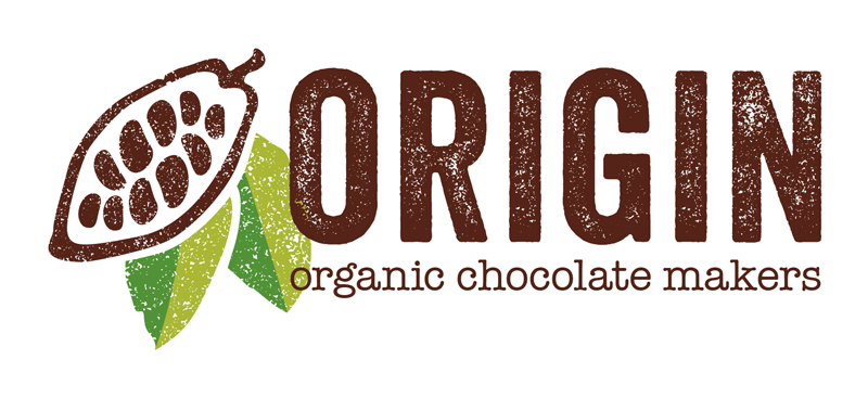 Design of Origin Chocolate logo